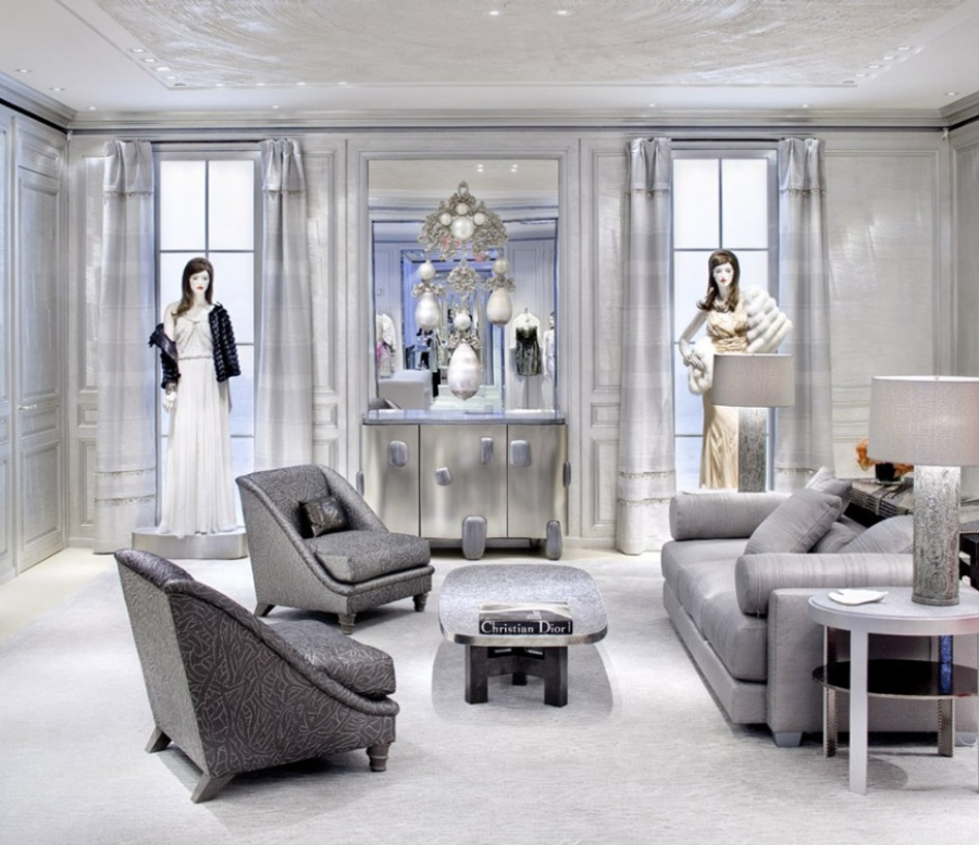 Peter Marino, The Way to Turn Luxury Fashion Stores Into Art