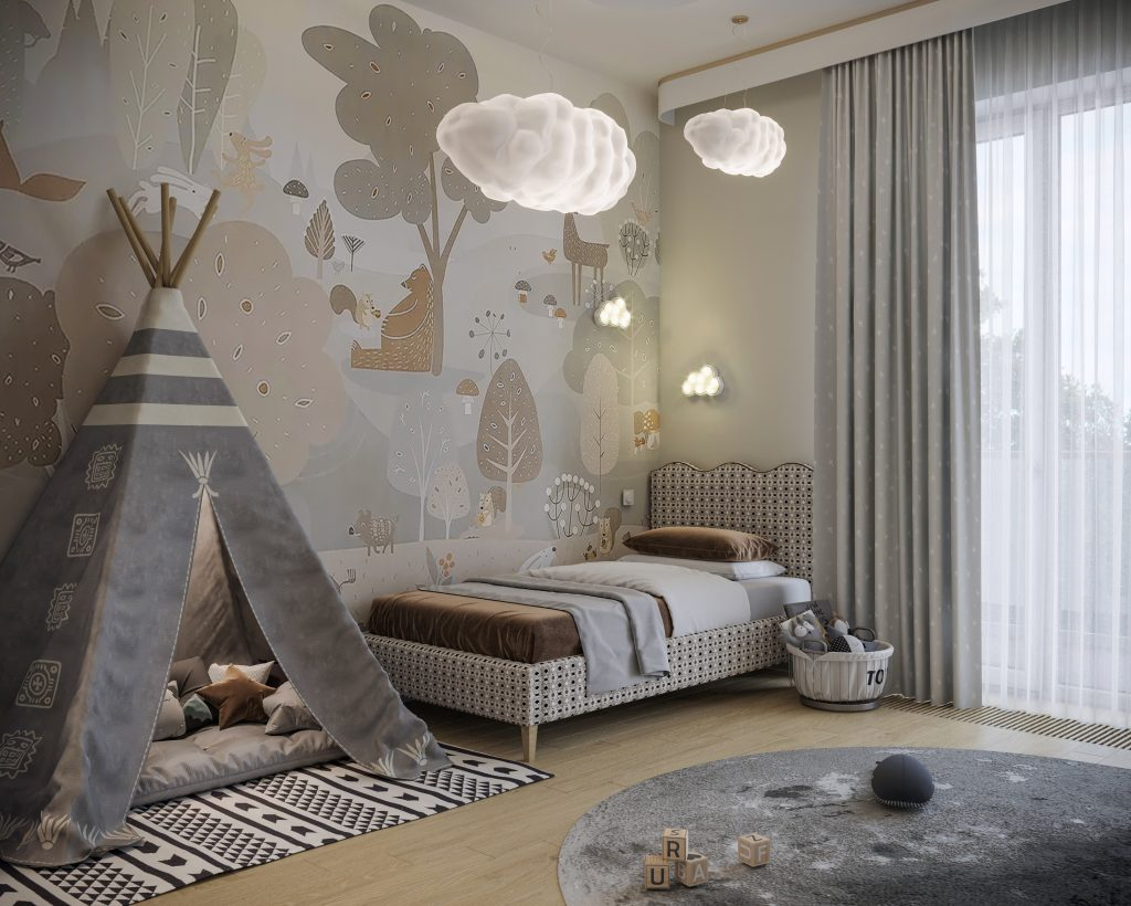 Kids Project by Wide Design Group