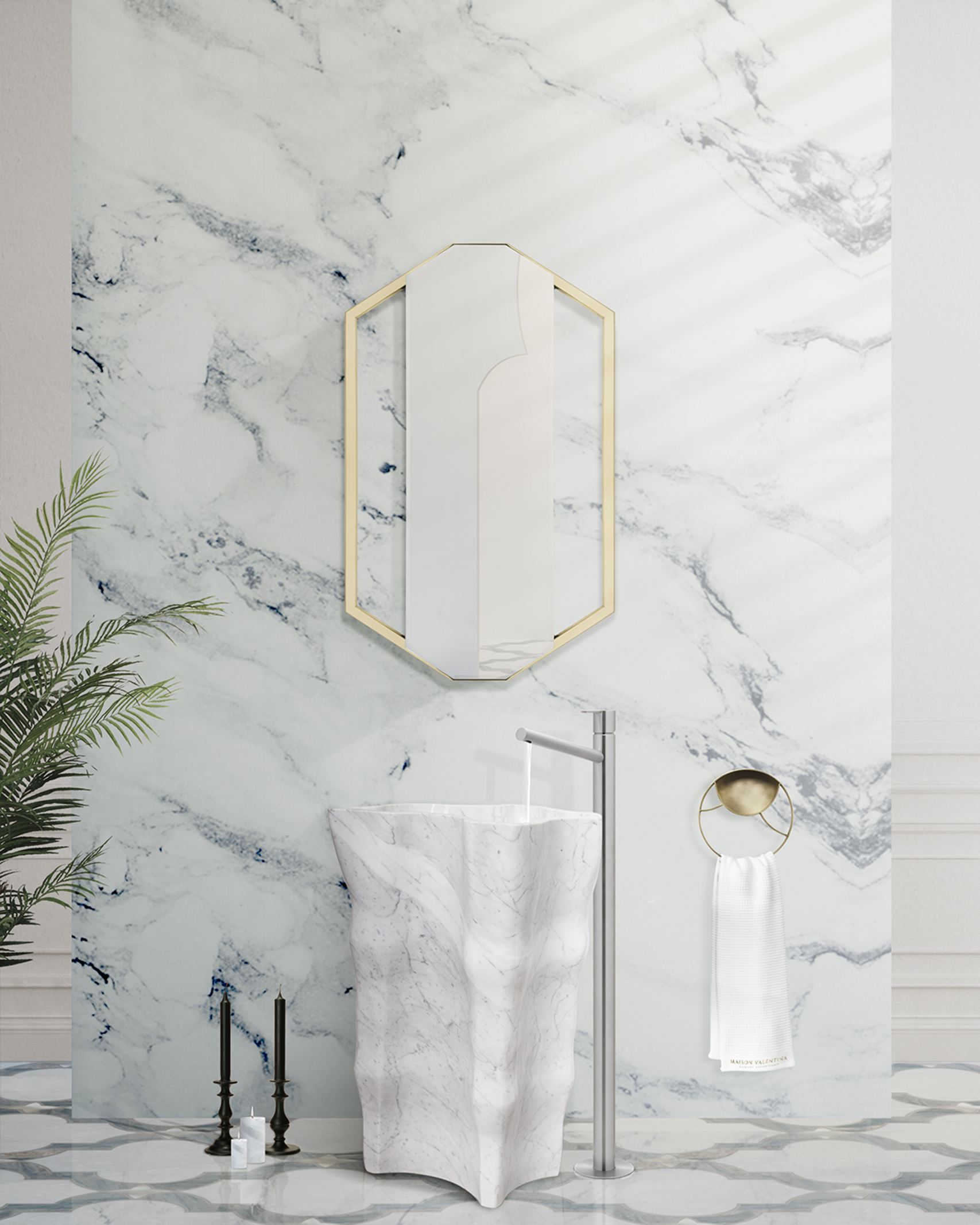 3 Freestandings That Bring a Minimalistic touch to Your Bathroom
