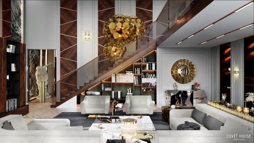 Luxury Modern Classic Living Room