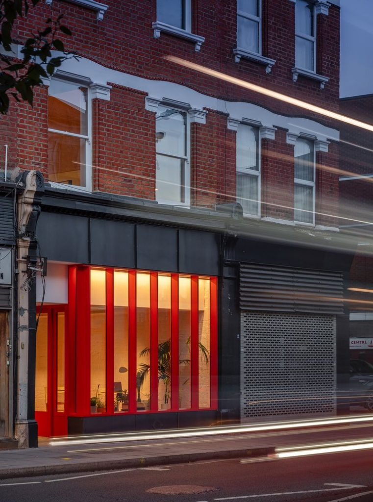 Project   The High Street in London   Nicholas Worley