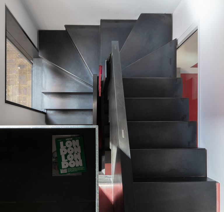 Project   Staircase  Nicholas Worley