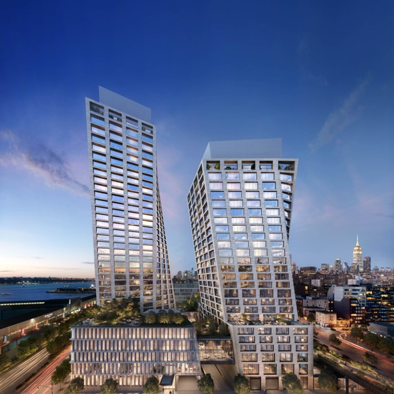 Luxury Hotel in New York - A  2022 project with Six Senses