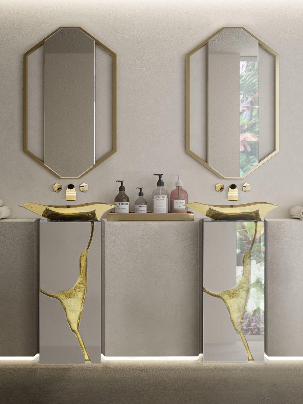 Bathroom Design Ideas - 15 Must-Have Accessories