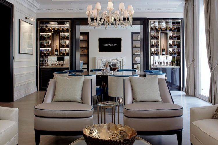 Astonishing Interior Design Projects by Rigby and Rigby_Cover