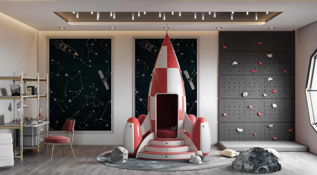 Kids Bedroom Project by Circu