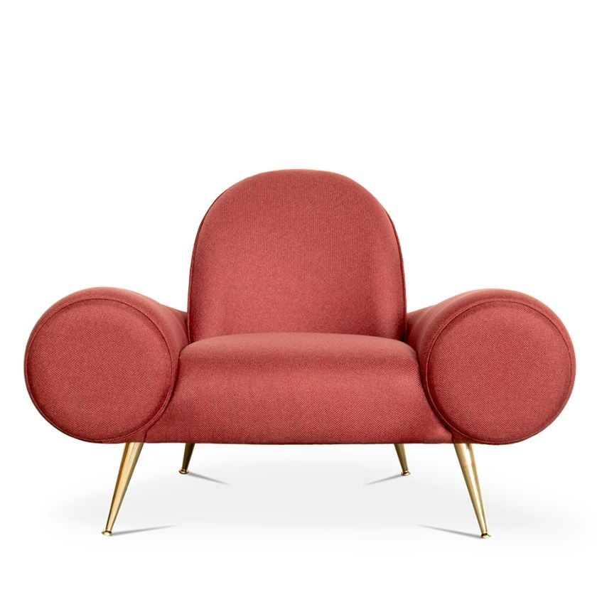 NEW Mid-Century Furniture Pieces Spotted At NYC's Apartment Project!