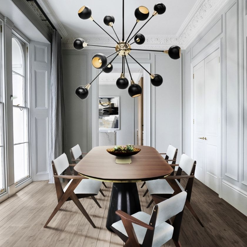 Take A Look: Dining Room Inspirations