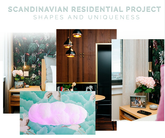 Scandinavian Project by Joe Human