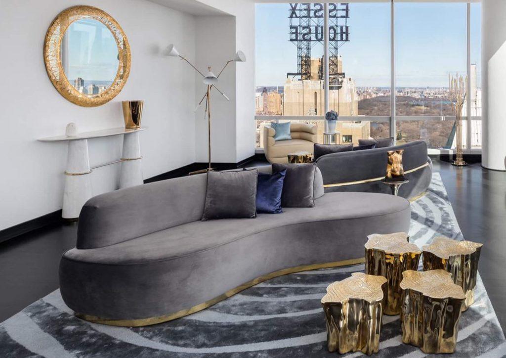 Luxury Sofas for an Incredible Interior Design