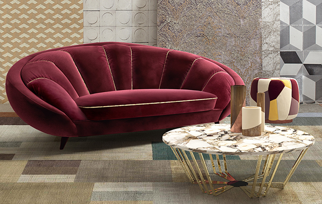 Luxury Sofas for an Incredible Interior Design