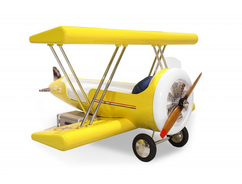 Craftmanship | Sky B Plane Bed