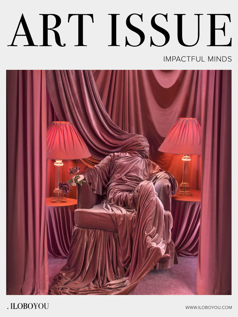 """""""Art Issue 2021- Impactful Minds"""" - The Newest Ebook by Boca do Lobo and I Lobo You Blog"""