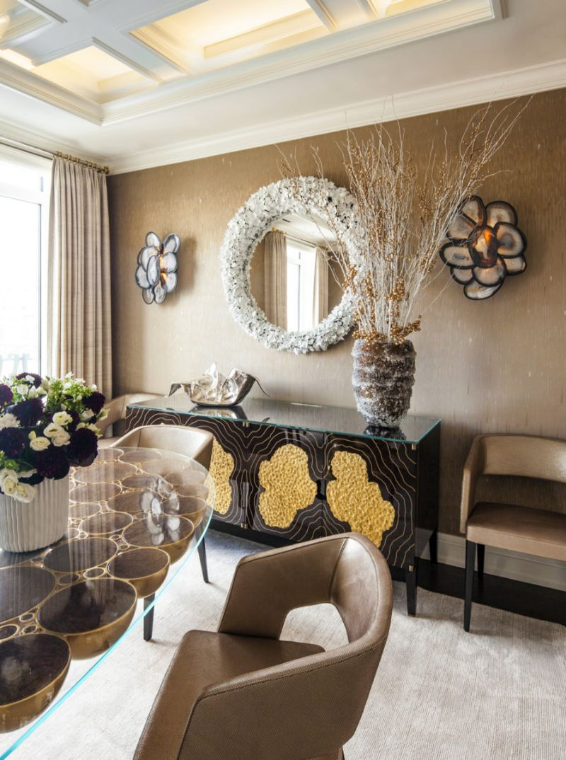 A Luxury Penthouse in New York Where Jewelry Meets Design