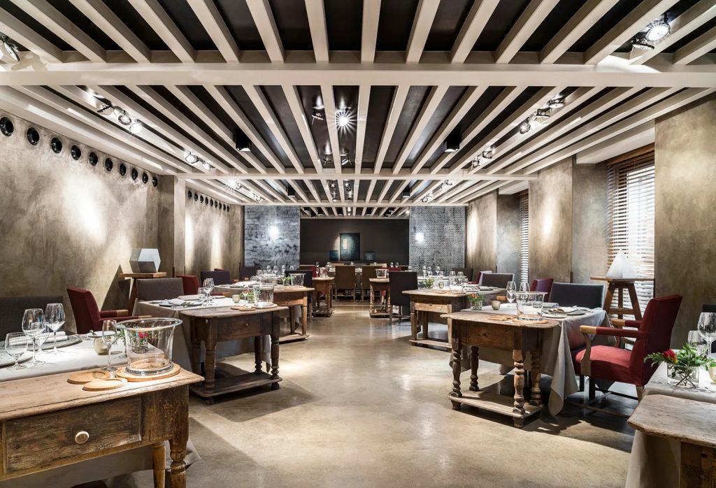 Luxury Restaurants are Now Being Designed by Star Interior Designers