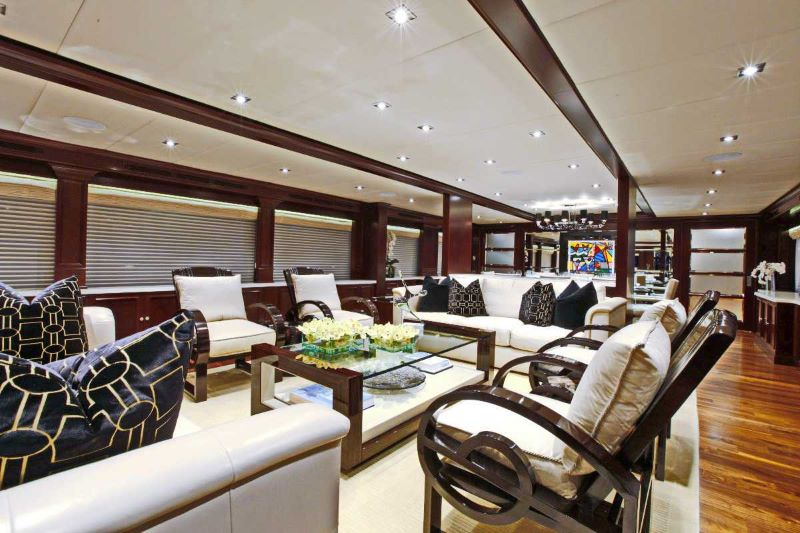 Welcome Aboard of the Howard Design Group's Luxury Yacht