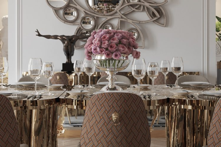 Exclusive Furniture that Spotlight Luxury Dining Rooms_Cover