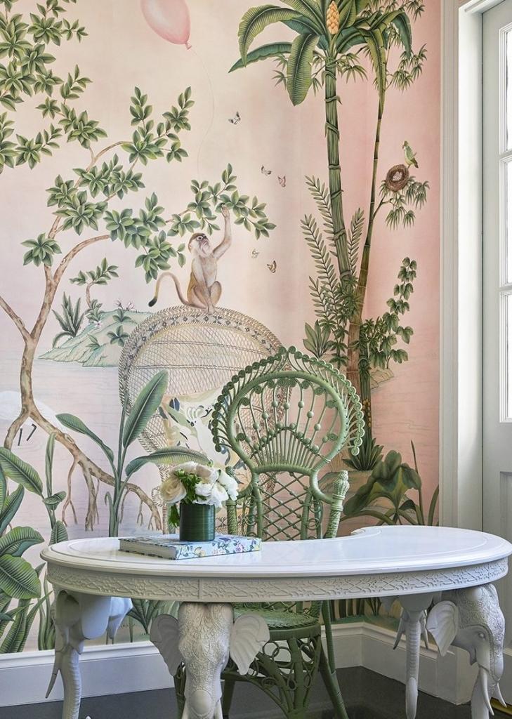 Interior Design Inspirations by Kemble Interiors - Romantic Eclectic (5)