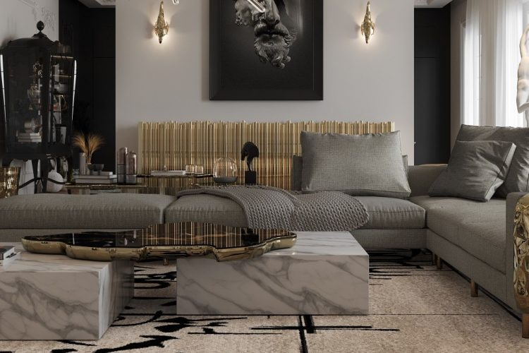 Luxury Marble Furniture For An Interior Design Out Of This World_Cover