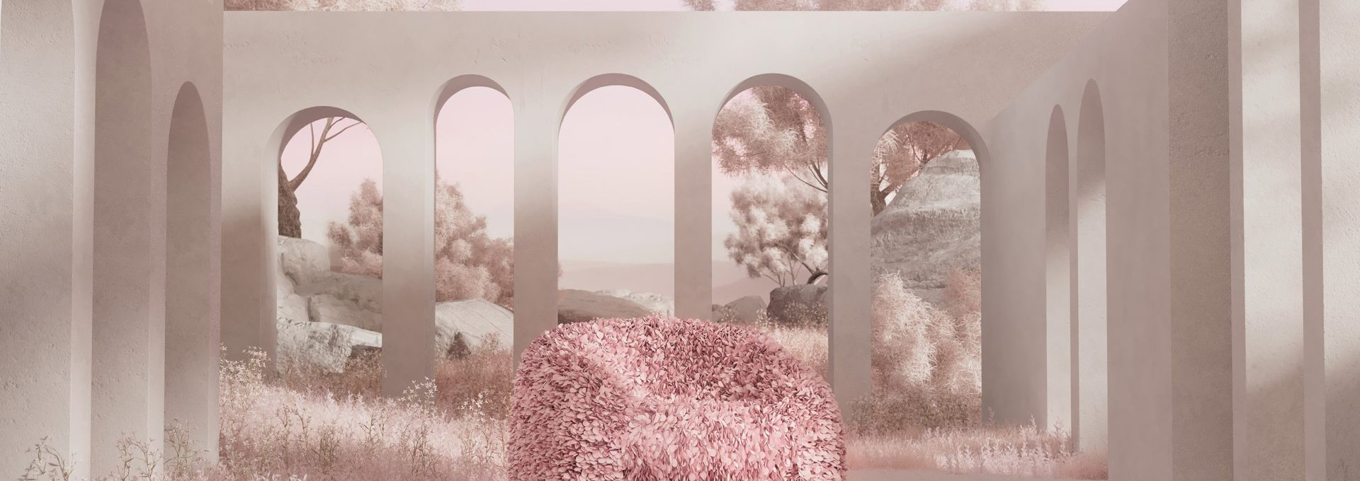 Moooi Releases Impossible To Produce The Chair with 30 000 Fabric Petals_Cover