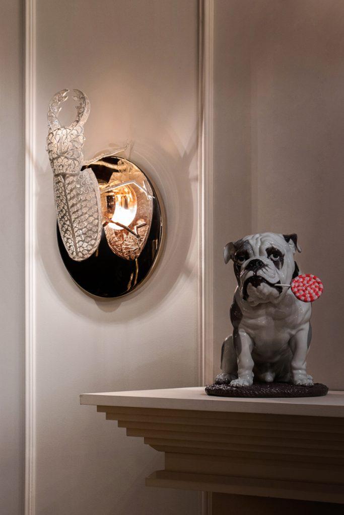 The Best Lighting Ideas For An Art-Filled Home (5)