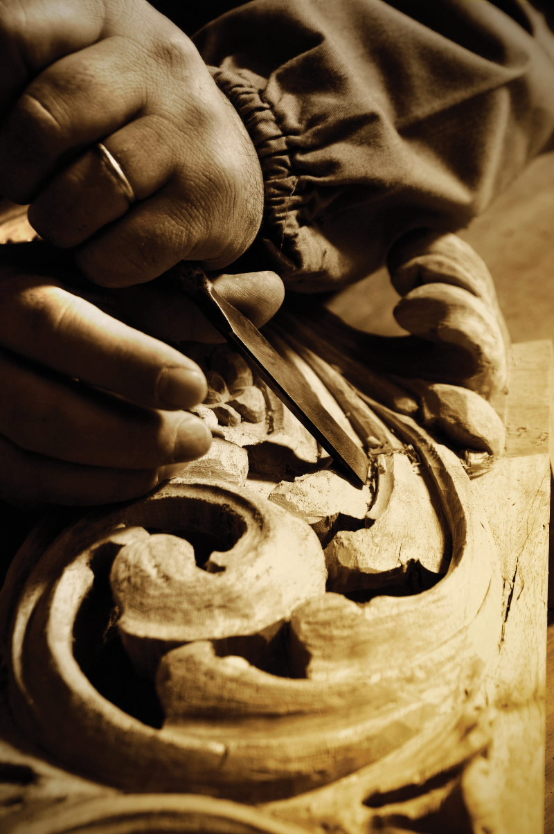 Craftsmanship Pieces That Are truly One Of A Kind