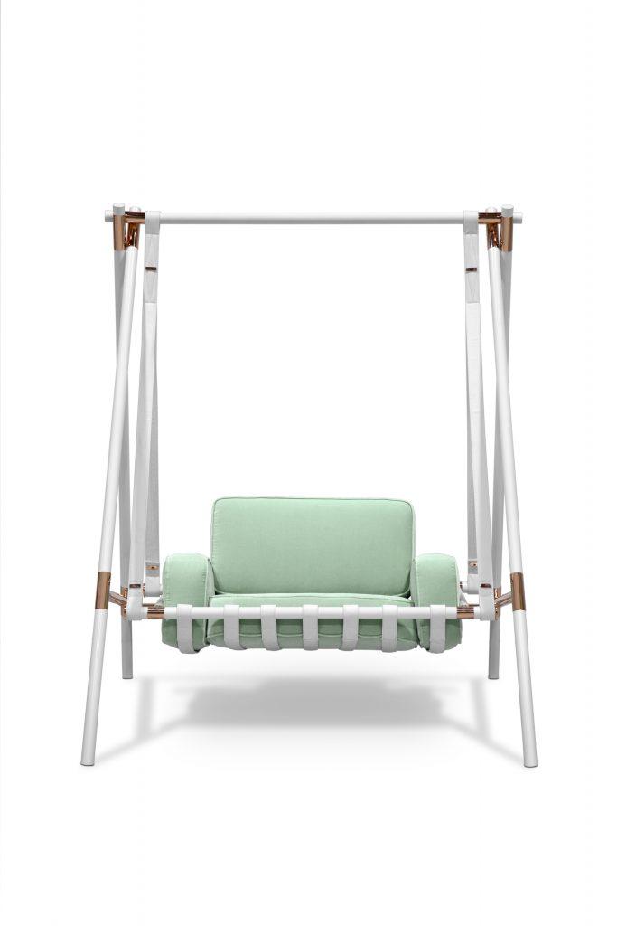 Outdoor | Booboo Swing Sofa