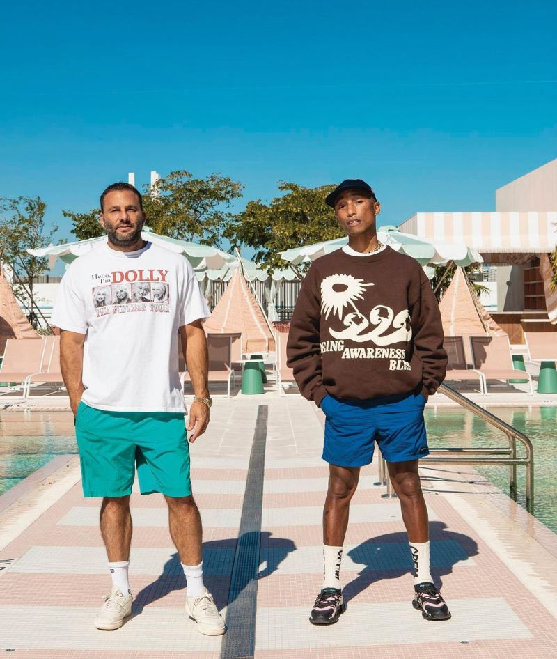 The GoodTime Hotel - The Pharrell Williams And David Grutman's Dream That Came Real