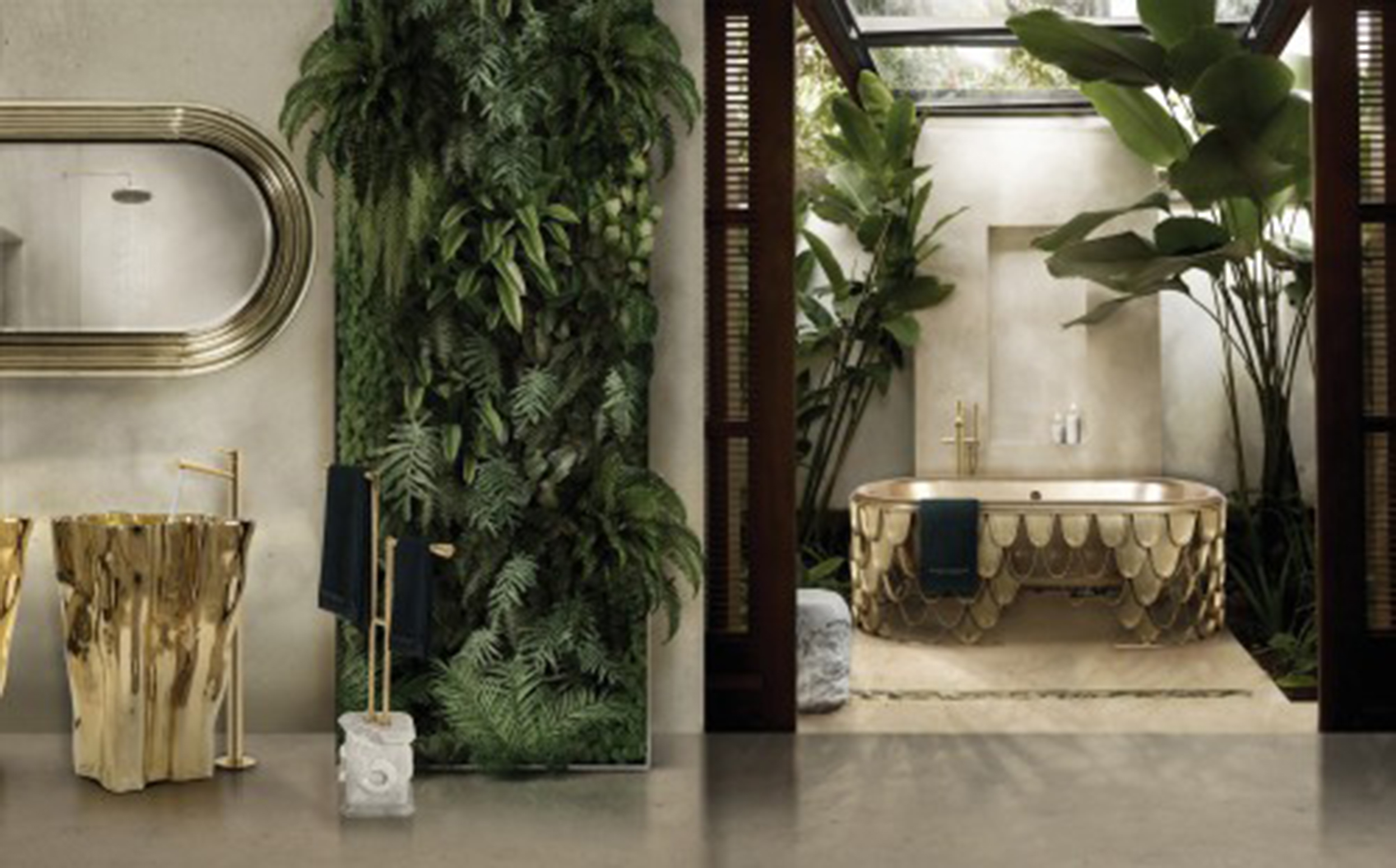 Stunning Bathroom Trends to try in 2021