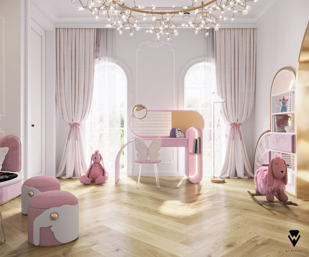 A Blossom Fairytale by We Wnętrzu with Circu