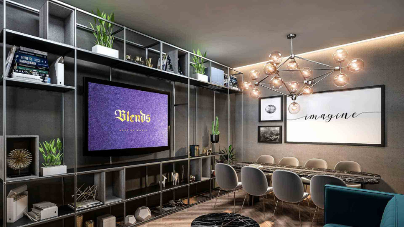 Interior Design Projects in Dubay by Bash Hesnef