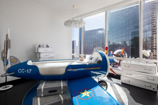 KIDS BEDROOM IN A DELUXE NYC APARTMENT