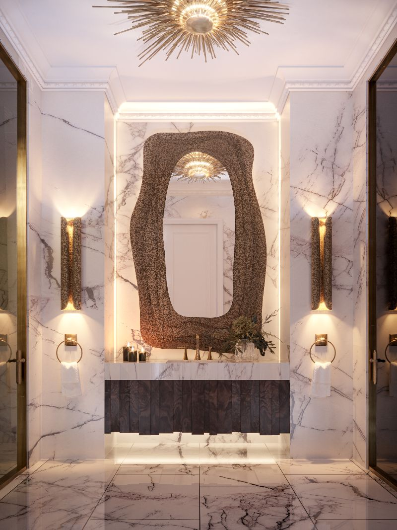 Powder Room: The Spot to Celebrate Individual Beauty