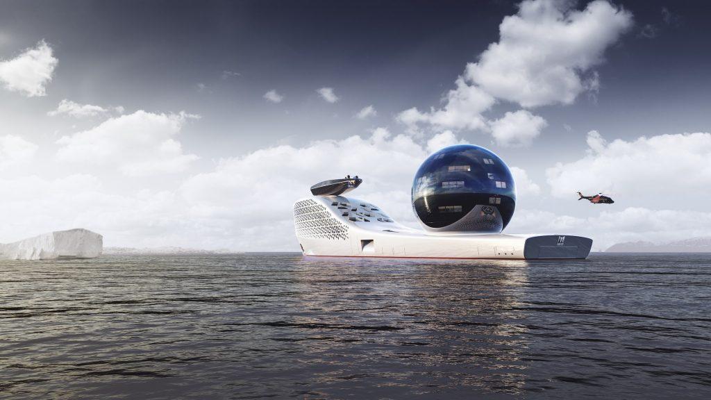 Earth 300 Yacht