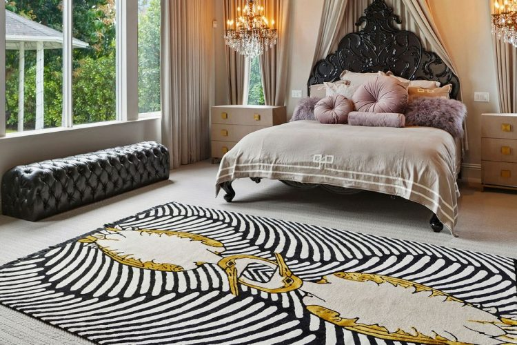 Hilary White Project With Rug'Society: A House Full Of Romantic Vibes