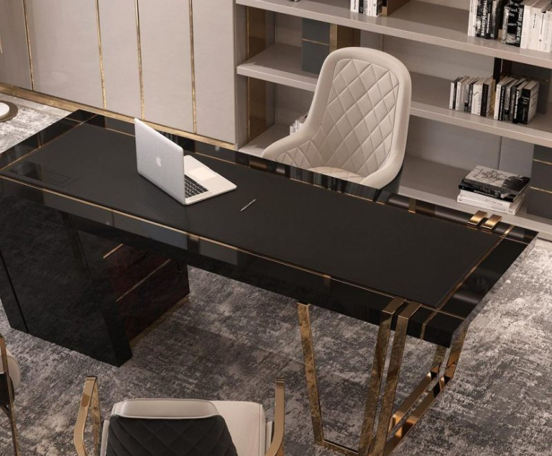 Inside of Luxury Home Offices Where Exclusivity Rules (7)