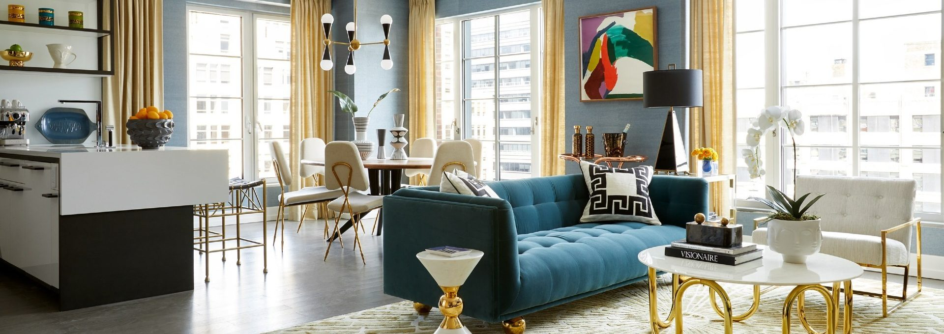 Jonathan Adler Modern and Chic Interior Design Projects_COver