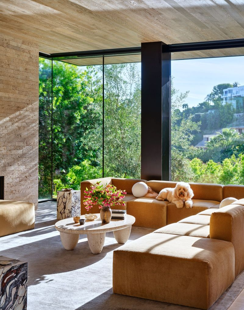 Nate Berkus And Jeremiah Brent - A Stylish Los Angeles Home