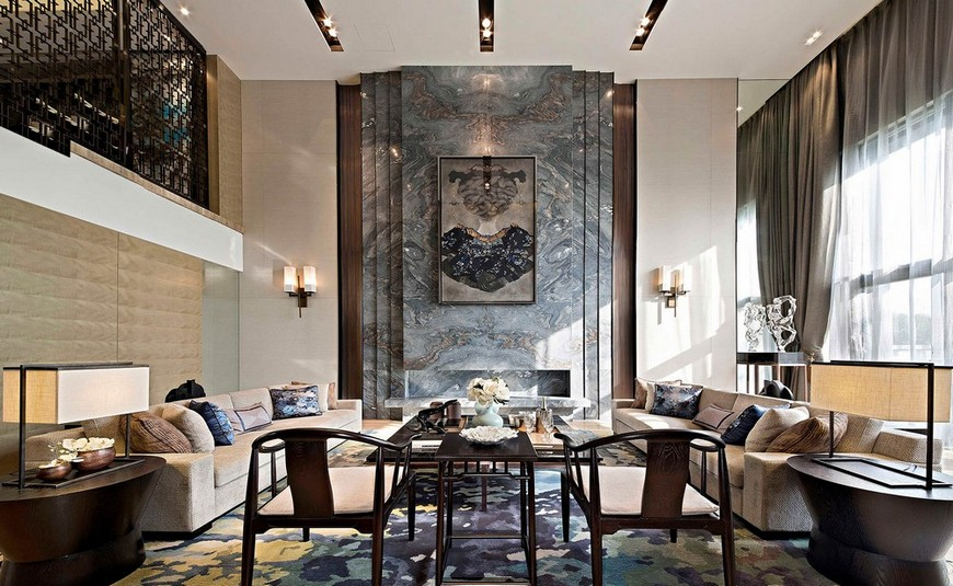 Interior Project by Steve Leung Design