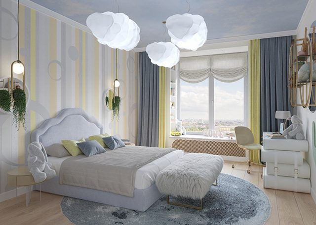 Interior Design Project by BSK Design
