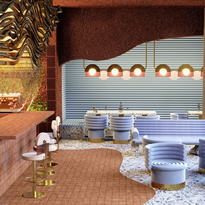 The New Restaurant Project by Masquespacio Is Showstopper and here is why!