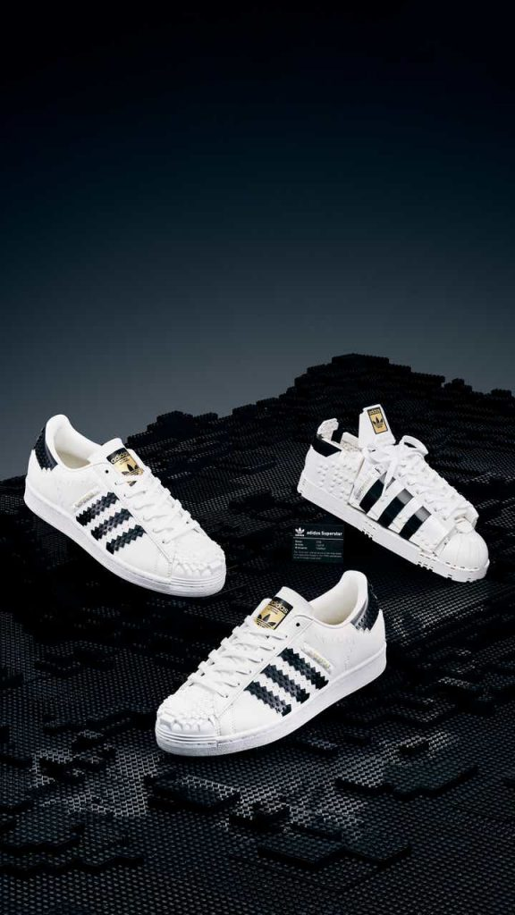 Superstar Collection   ADIDAS and LEGO