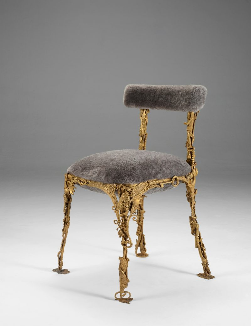 Campana Brothers, Transforming Chairs Into Art Pieces
