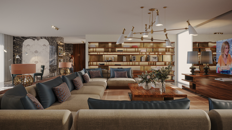 La Finca Home: Get To Know This Amazing Madrid Apartment