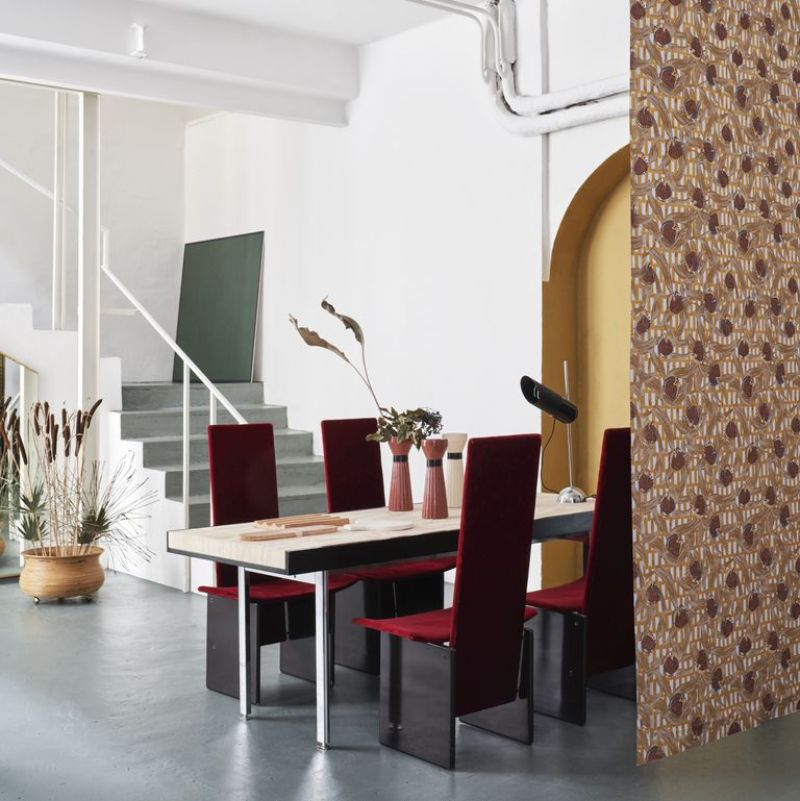 Cristina Celestino's New Design Studio-Home in Milan
