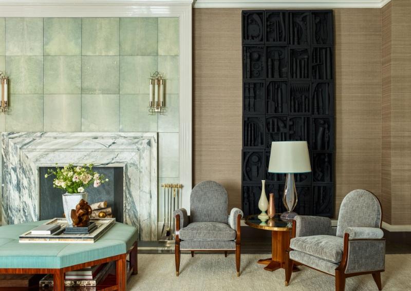S.R. Gambrel's Custom and Ultra-Chic Interiors