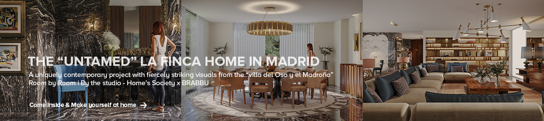 Modern Chairs Ideas from La Finca: An Artful Inspired Madrid Home