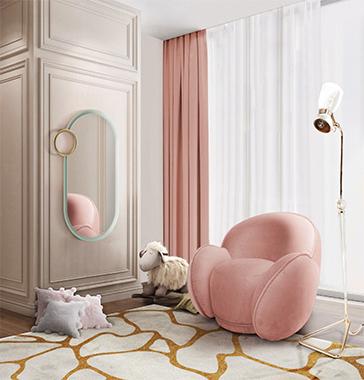 Dainty Armchair