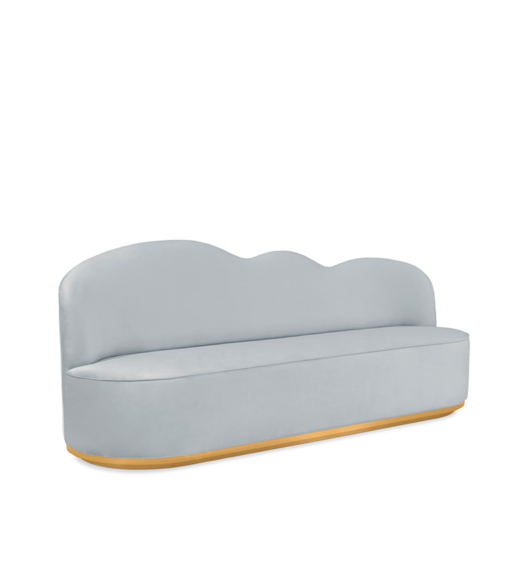 Cloud Sofa is perfect for any kids playroom