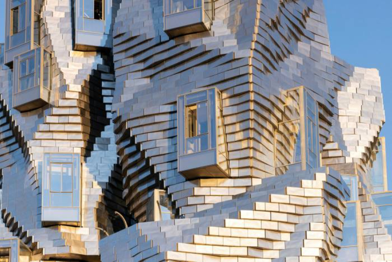 Frank Gehry's Luma Arles Tower - An Architectural Masterpiece